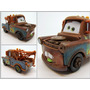 Mater Wasabi Tongue Lingua Cars Disney Pixar Carros 2 Raro