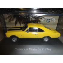 Miniaturas Carros Nacionais Gol Fiat Ford Gm Vw Opala 11cm