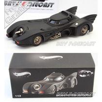 1/43 Hot Wheels Elite Batmóvel Do Filme Batman O Retorno