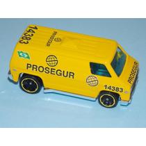 Carro Forte Prosegur Br. Único Do Ml. Hot Wheels Esc. 1.64.