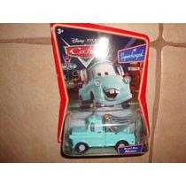 Disney Cars Brand New Mater - Relâmpago Mcqueen Mattel