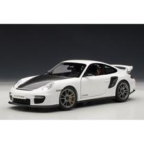 Porsche 911(997) Gt2 Rs 1:18 Autoart 1:18 Branco 77963