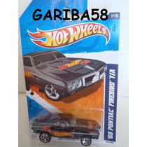 Hot Wheels ´69 Pontiac Firebird T/a 2011 Hw Racing Gariba58