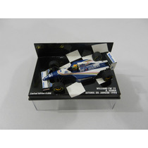 Ayrton Senna Collection Williams Fw15 1994 1/43 Minichamps
