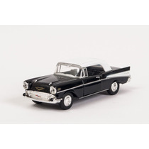 Miniatura Chevrolet Bel Air 1957 - Welly - 1:34