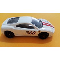 Hot Wheels Ferrari 360 Exclusiva Do Pack Ferrari