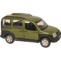 Miniatura Metal Carro Classicos Nacionais Fiat Doblo