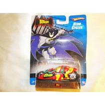 Hot Wheels Batman Hero Cycles Moto Do Robin K5142 - 2006