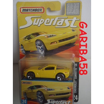 Matchbox Corvette C6 2006 #24 Superfast Limited Gariba58