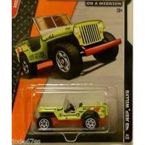 Matchbox `43 Jeep Willys