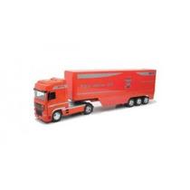 Miniatura Caminhão Daf 95 Xf Conteiner 1:32
