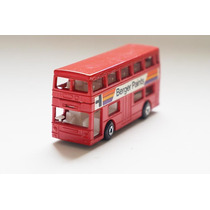 Matchbox Lesney The Londoner Daimler Bus Ônibus Superfast
