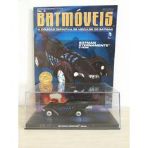 Carrinho Do Batman Scala 1/50 *eaglemoss* N.04