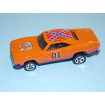 General Lee Custom. Hot Wheels Dodge Charger 1.64. Único Ml.