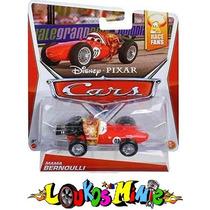 Disney Cars Mama Bernoulli Mãe Francesco Lacrado Orig.mattel