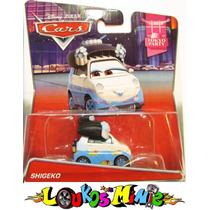 Disney Cars 2 Shigeko Tokyo Lacrado Orig. Mattel