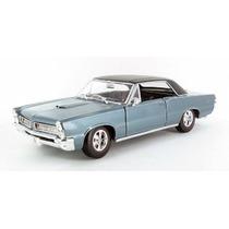 Miniatura Pontiac Gto 1965 1:18 Maisto