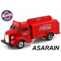 Caminhão Bottle Truck 1947 Coca Cola - 1/87