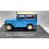 Carros Inesqueciveis Toyota Bandeirante 1967 *31