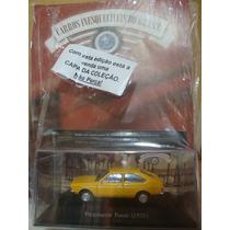 Coleção Carros Inesqueciveis Do Brasil Vw Passat 1975 1:43