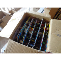 Hotwheels Caixa Com 72 Unidades , Sem Repetição!!