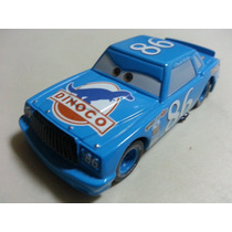 Disney Cars Dinoco Chick Hicks Original Mattel Loose Mcqueen