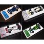 Montagem Miniatura F1 1/43 Tameo, Revell, Tamiya