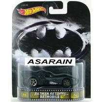 Batman Returns Batmobile Retro Hot Wheels - 1/64