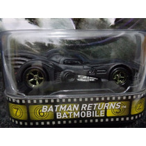 Hot Wheels - Batman Returns - Batmobile (batmóvel)