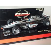 Minichamps 1/43 Mclaren Mp4/14 Hakkinen Wc 1999 F1 # Senna