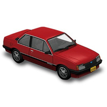 Chevrolet Collection 05 - Monza Sedan (1985)