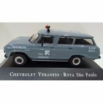 Miniatura Veraneio - Rota São Paulo 1/43