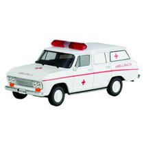 Chevrolet Veraneio Ambulância 1.43 Coleção Carros Serviço