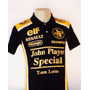 Camiseta Polo Jps Lotus Renault - Formula 1 F1 1985 E 1986