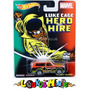 Hot Wheels Marvel Luke Cage Hero For Hire ´70 Chevy Blazer