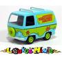 Johnny Lightning Scooby-doo Mystery Machine Lacrado Esc 1:64