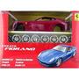 Kit Montar Ferrari 599 Gtb Fiorano 1:24 Maisto 39274-vinho