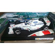 1/18 Hot Wheels F1 Stewart Ford Sf3 Rubens Barrichello 1999