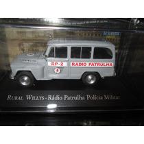 Carros Nacionais Inesquecíveis Willys Rural 1968 Radio Patru