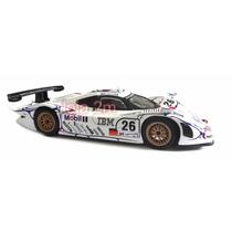 Miniatura Porsche 911 Gt1 Lemans Maisto 1:18 Frete Gratis
