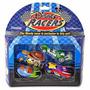 Disney Racers Die Cast Toy Story Pack - Woody Buzz Zurg