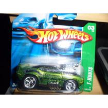 Hot Wheels 69 Camaro Z28 - 2007 T-hunt Super