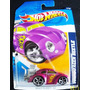 Hot Wheels Fusca V.wagem 2012 Tunado Rosa