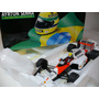Minichamps 1/18 Mclaren Mp4/5 Senna Honda V10 F1 1989 Ayrton
