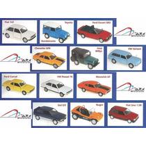 Coleção Completa Carros Do Brasil - Clássicos 2