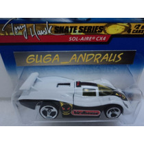 Hot Wheels - Sol Aire Cx4 - 2000 - Lacrado