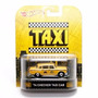 Hot Wheels Retro 2015 - 74 Checker Taxi Cab - Mattel
