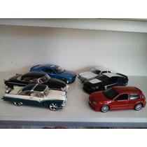 (mkb) Kit Com 6 Miniatura Carros Antigos 1/24(vendedor 100%)