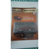 Opala Diplomata Chevrolet Colecao Carros Brasileiros