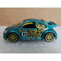 Volkswagen New Beetle Cup - Hot Wheels - 1:64 - Loose